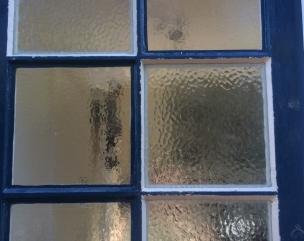 glazing repairs to door