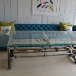 glass table top custom made to measure image 5