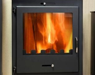 ceramic glass for woodburner